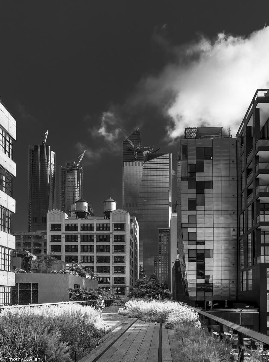 - A view of Hudson Yard construction. Manhattan, New York City, NY September 14, 2018.