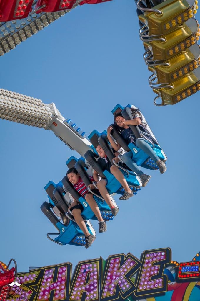 - Napa County Fair and Festival, A Butler Amusement Ride, Calistoga, CA, U.S.A. May 3, 2019.