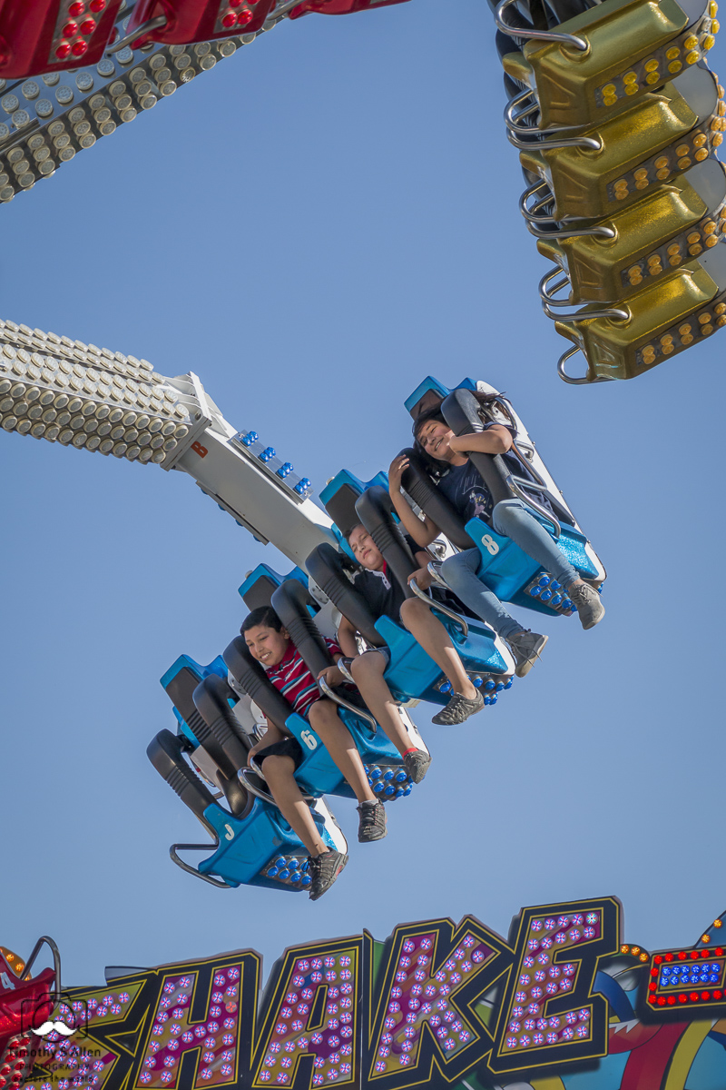 - Napa County Fair and Festival, A Butler Amusement Ride, Calistoga, CA, U.S.A. May 3, 2019.