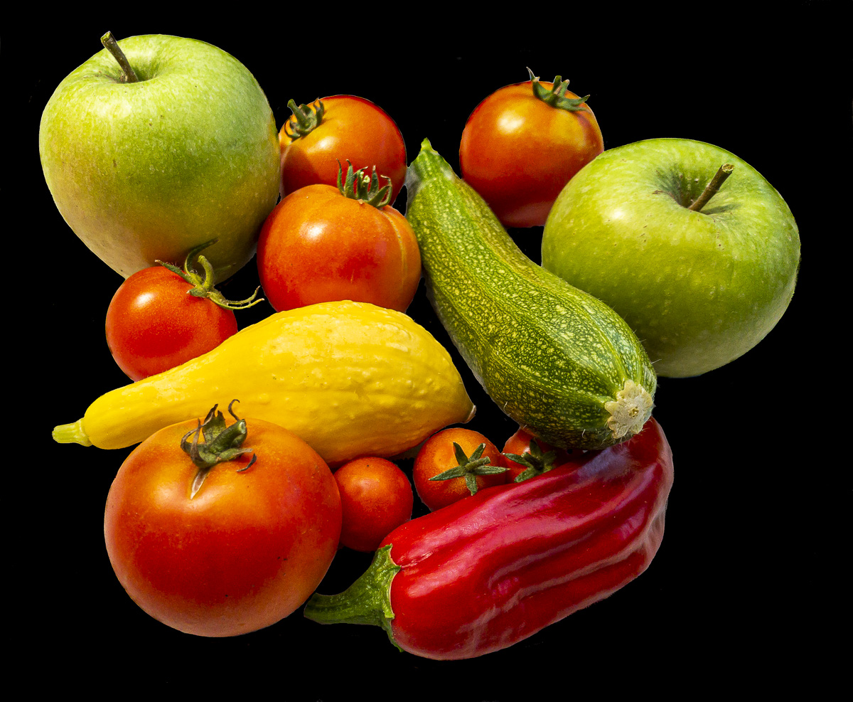Photo of fruits and vegatables