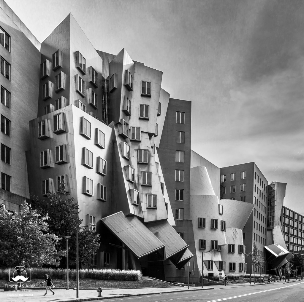 Gehry Building MIT